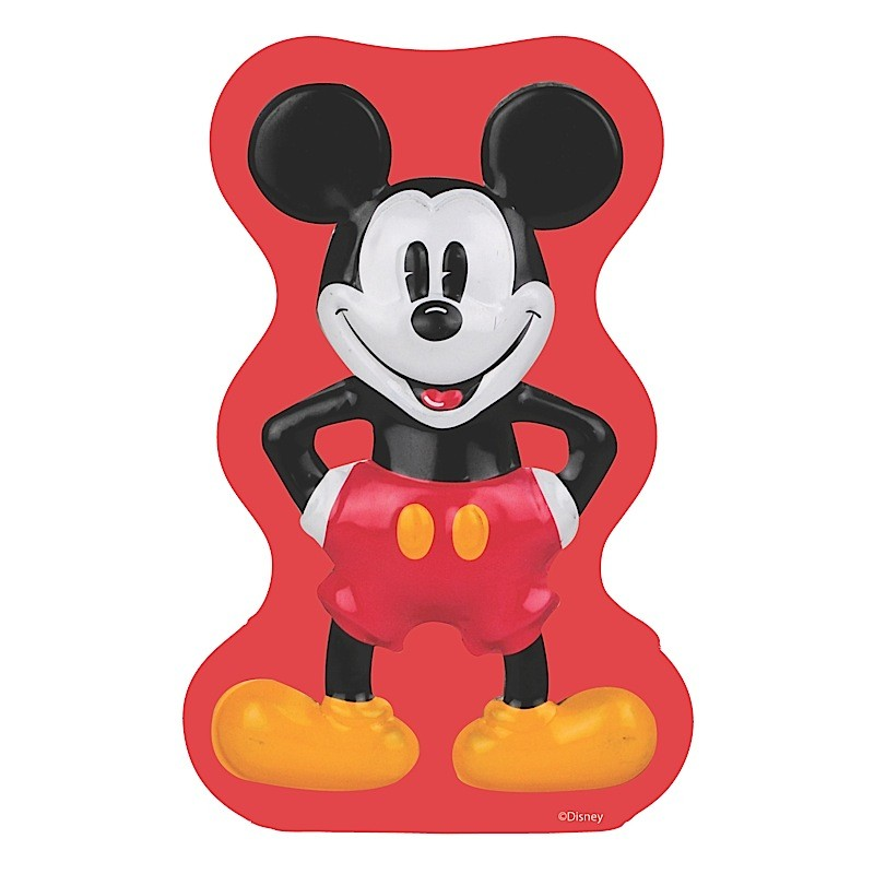 Mickey Mouse Shaped Storage Tin