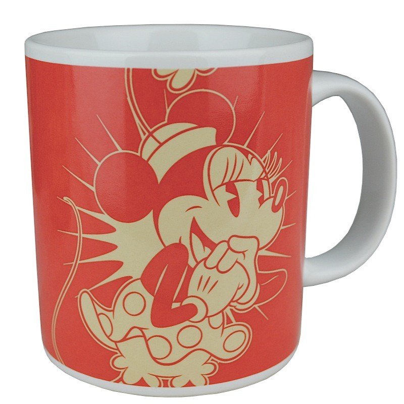Vintage Minnie Mouse Mug
