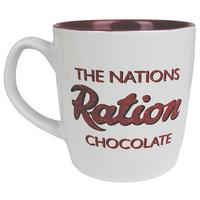 The Nation's Chocolate Ration Stoneware Mug