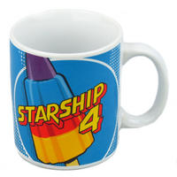 Starship Lolly Mug
