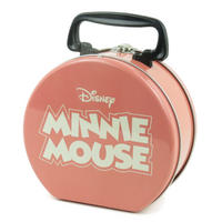 Minnie Mouse Round Tin Tote/Lunch Box Thumbnail 2