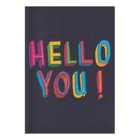 Hello You! Postcard