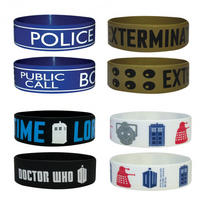 Doctor Who Wristband Thumbnail 1