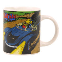Batman Vintage Mug and Sock Gift Set Thumbnail 2