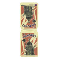 Daleks To Victory Travel/Oyster Card Holder