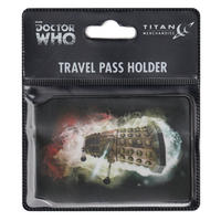 Dalek - You Will Obey Travel/Oyster Card Holder Thumbnail 2