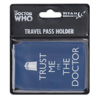 Trust Me I'm The Doctor Travel/Oyster Card Holder Thumbnail 2