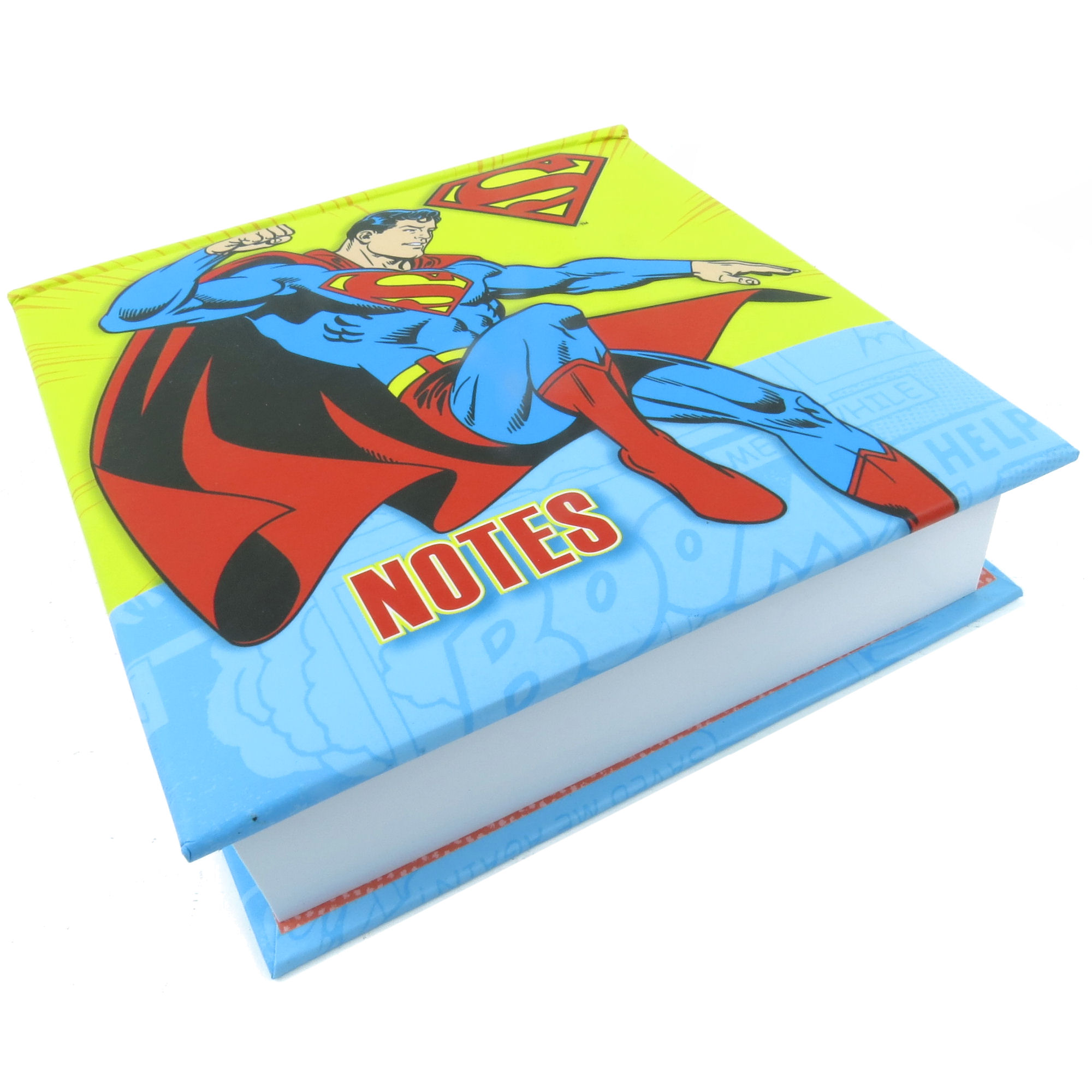 Superman Memo Block
