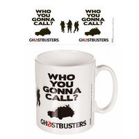 "Ghostbusters ""Who You Gonna Call?"" Mug"
