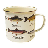 Fish Species Enamel Mug Thumbnail 1