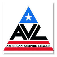 American Vampire League Fridge Magnet