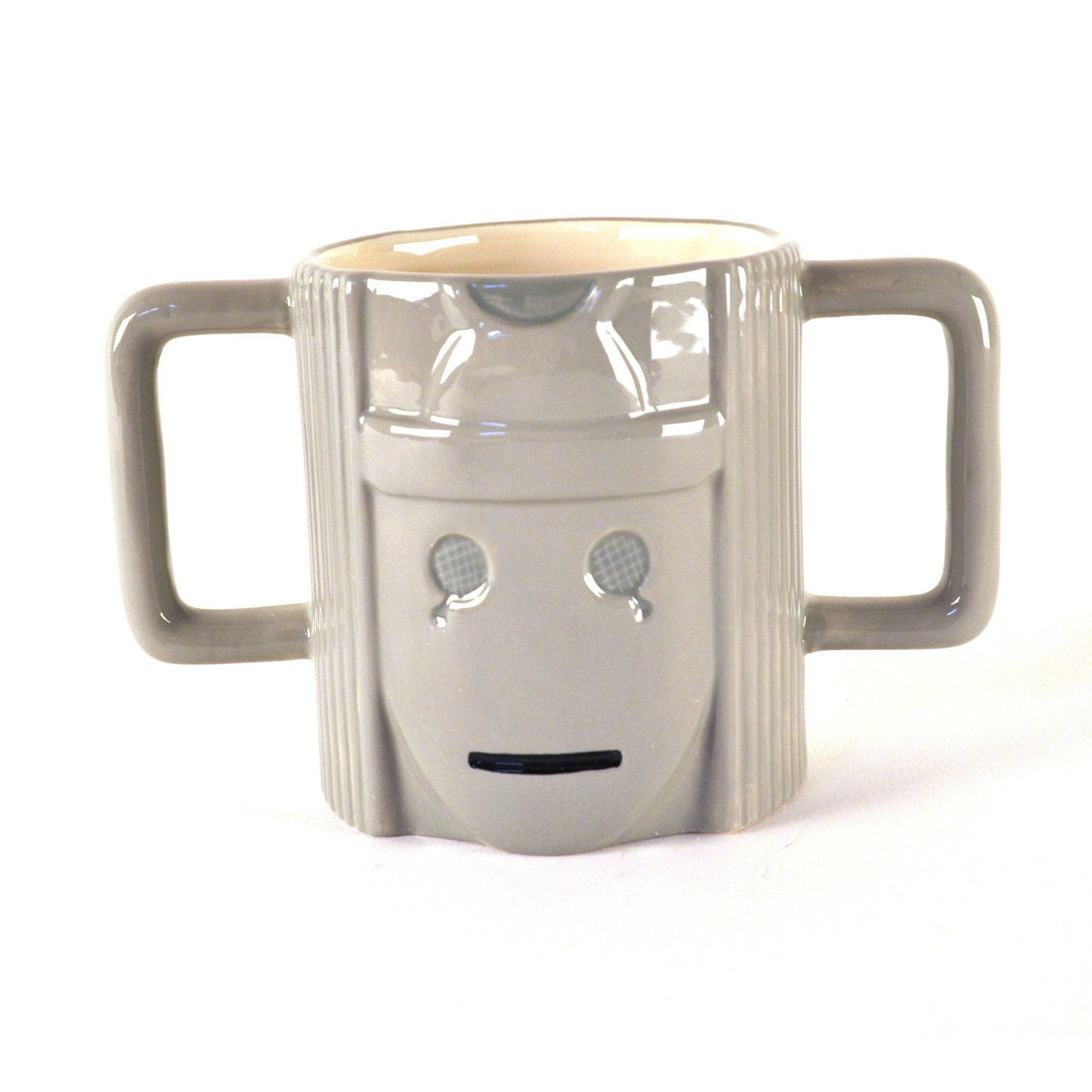 Cyberman's Head 3D Shaped Mug