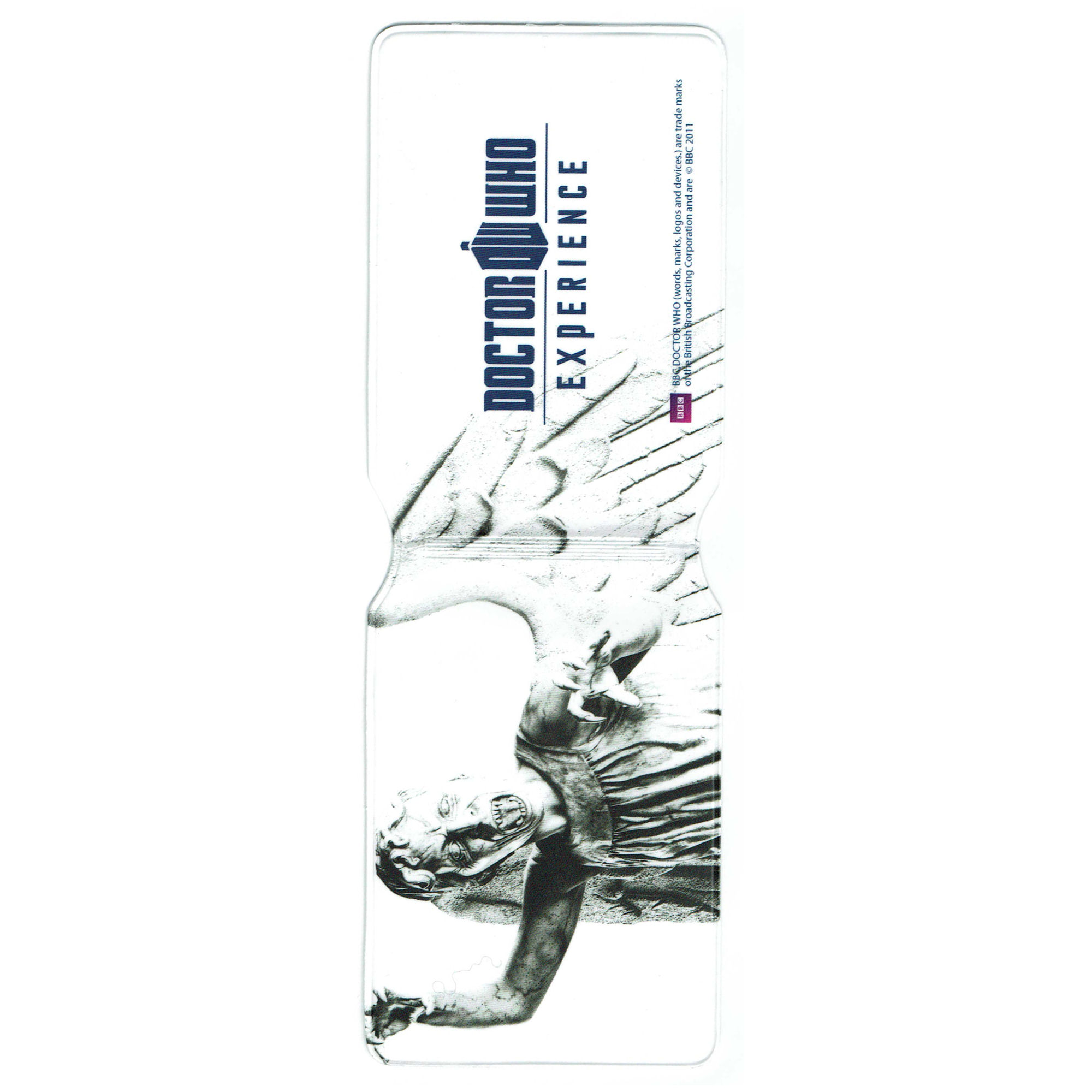 Doctor Who Weeping Angel Travel/Oyster Card Holder