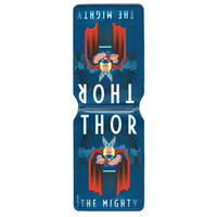 Art Deco Thor The Mighty Travel/Oyster Card Holder