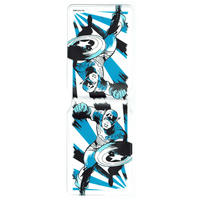 Captain America Black & Blue Travel/Oyster Card Holder Thumbnail 1