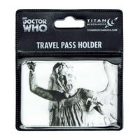 Doctor Who Weeping Angel Travel/Oyster Card Holder Thumbnail 2