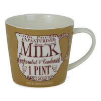 The Milk Specialist Porcelain Mug Thumbnail 1