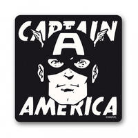Captain America Face Coaster Thumbnail 1
