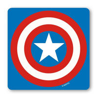 Captain America Shield Coaster Thumbnail 1