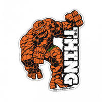 The Thing Die Cut Fridge Magnet