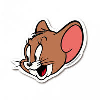 Jerry Mouse Die Cut Fridge Magnet