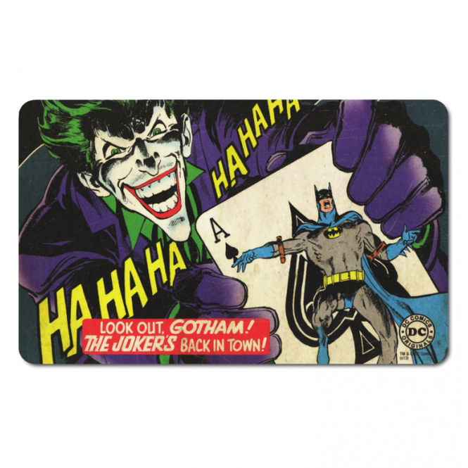 The Joker's Back In Town Breakfast Cutting Board