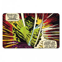 "Hulk ""Will Smash Through"" Breakfast Cutting Board"