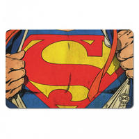 Superman Man Of Steel Breakfast Cutting Board Thumbnail 1