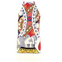 King Of Hearts Playing Card Cotton Apron