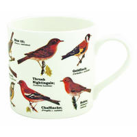 Ecologie Garden Birds Bone China Mug Thumbnail 1