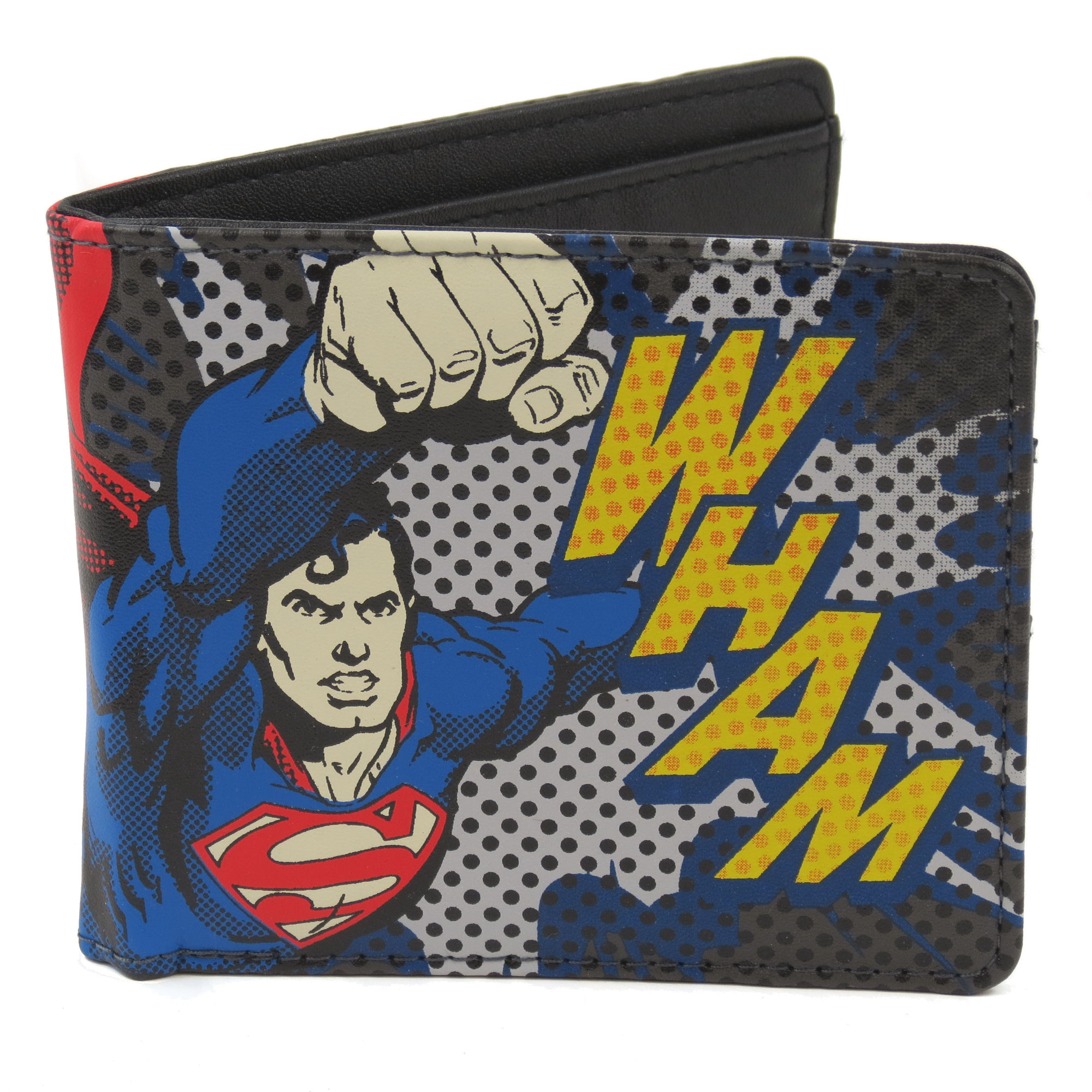 Superman WHAM Wallet