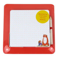 Tiger Who Came To Tea Magnetic List Pad