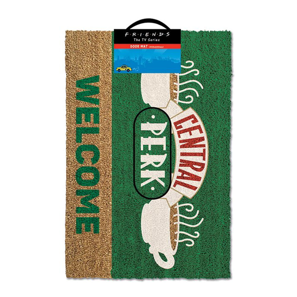 Friends Central Perk Door Mat