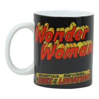 "Wonder Woman ""Jaws Of Leviathan!"" Mug Thumbnail 3"