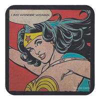 I Am Wonder Woman Coaster