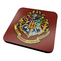 Harry Potter Hogwarts Crest Coaster