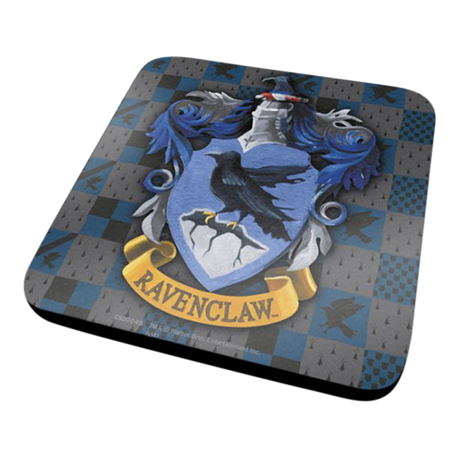 Harry Potter Ravenclaw Crest Coaster
