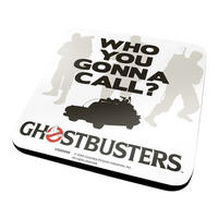 Ghostbusters Who You Gonna Call? Coaster Thumbnail 1