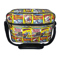 Superman Comic Strip Shoulder Bag