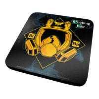 Breaking Bad Gas Mask Coaster Thumbnail 1