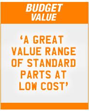 Peugeot Budget Value Parts