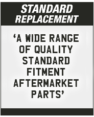 Peugeot Standard Replacement Parts