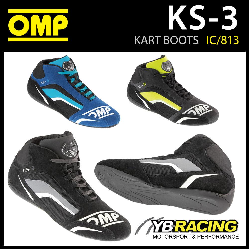 OMP Unisex-Adult KS-3 SHOES Black//white, 32