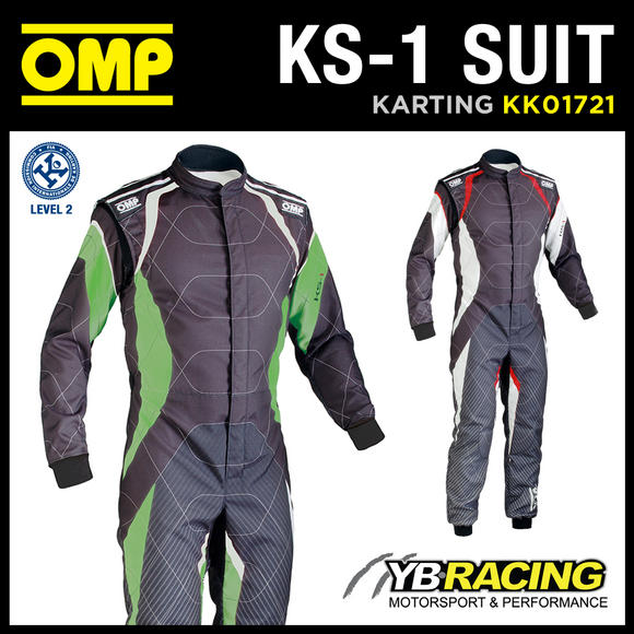KK01721 KS-1 KART SUIT