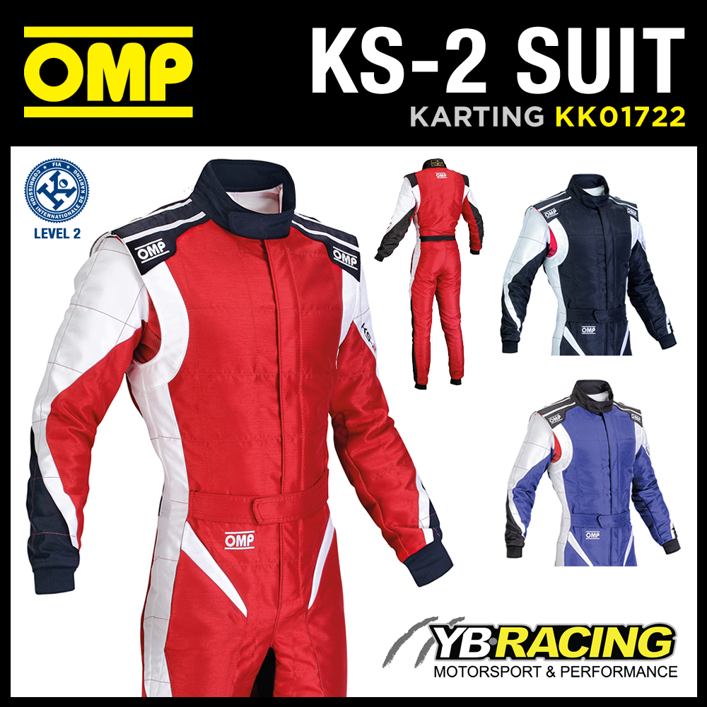 KK01722 KS-2 KART SUIT