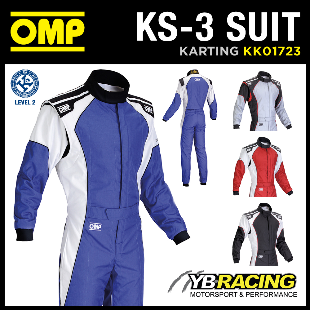 KK01723 KS-3 KART SUIT