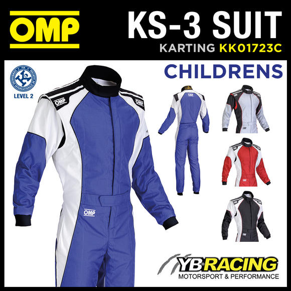 KK01723C KS-3 KART SUIT