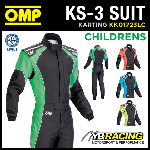 KK01723LC KS-3 KART SUIT