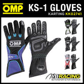 KK02741 OMP KS-1 KART GLOVES