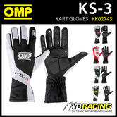 KK02743 OMP KS-3 KART GLOVES